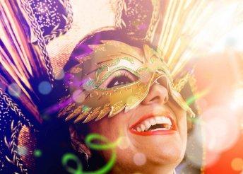 3 napos kalandozás a velencei karneválon, buszos utazással, 3*-os szállással, reggelivel