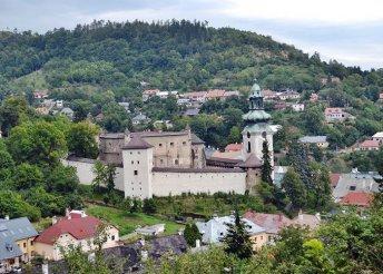 1 napos buszos utazás Szlovákiába, felvidéki bányavárosokhoz, bányalátogatással
