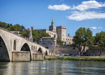 Kirándulás Provence tájain és a francia riviérán, buszos utazással, reggelivel, idegenvezetéssel
