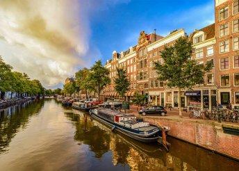 Benelux körutazás busszal, reggelivel, idegenvezetéssel – látogatás Amszterdamban, Antwerpenben