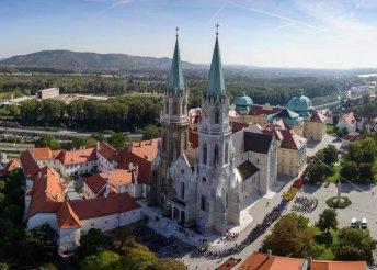 1 napos buszos kirándulás Ausztriába, Kreuzenstein várához és a Klosterneuburgi Apátsághoz