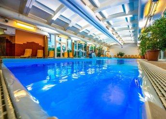 Pünkösd Harkányban – 4 nap 2 személy részére a Dráva Hotel Thermal Resortban félpanzióval