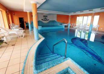 3 napos téli pihenés 2 főre Kisbéren, a Kincsem Wellness Hotelben, félpanzióval