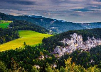 1 napos kirándulás az ausztriai Semmeringen sok-sok programlehetőséggel, buszos utazással