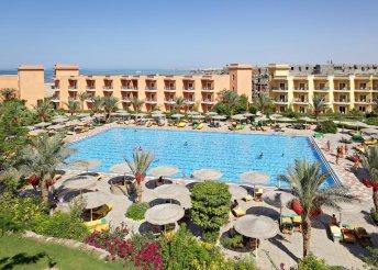 8 napos nyaralás Egyiptomban, Hurghadán, all inclusive ellátással, repülővel, transzferrel, TTC Sunny Beach 4
