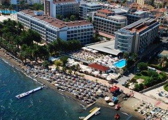 8 nap 2 főre a törökországi Marmarisban, repülővel, all inclusive ellátással, a Pasa Beach Hotelben****
