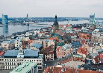 6 napos körutazás Észtországban, Lettországban és Litvániában, repülőjeggyel, reggelivel