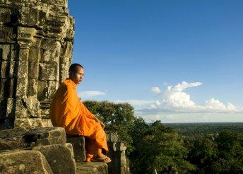 Indokínai körutazás Laoszban, Kambodzsában és Vietnámban, repülőjeggyel