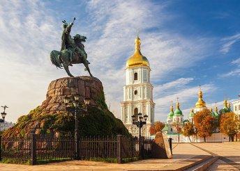 5 napos városnézés Kijevben, Ukrajna fővárosában, 3*-os szállással, reggelivel, idegenvezetéssel
