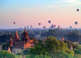 Körutazás Burmában és Taiwanon, 3-4*-os szállásokkal, reggelivel, idegenvezetéssel