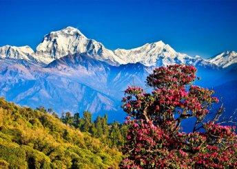 Körutazás Nepálban repülőjeggyel, 3-4*-os szállásokkal, reggelivel, idegenvezetéssel