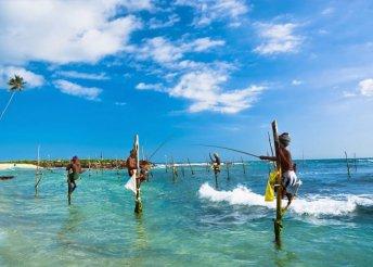 Körutazás és nyaralás az Indiai-óceánon, Srí Lankán, repülőjeggyel, 3*-os szállásokkal, reggelivel