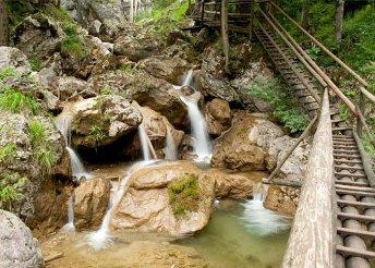 1 napos túrázás a híres ausztriai Medve-szurdokban, buszos utazással, idegenvezetéssel
