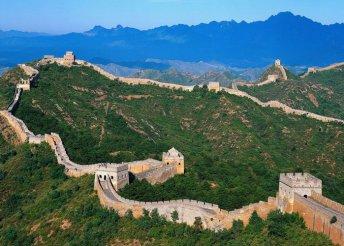 Körutazás Kínában repülőjeggyel, 3-4*-os szállásokkal, reggelivel, idegenvezetéssel