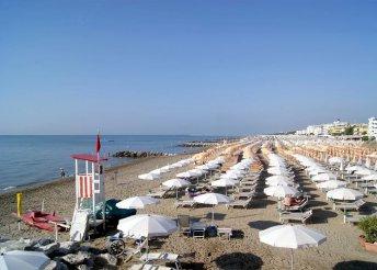 1 napos strandolás az olasz riviérán, Caorle városában, buszos utazással, több időpontban