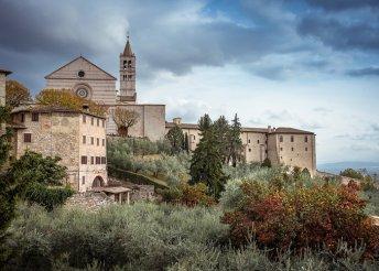 5 napos kirándulás az olaszországi Umbriában, buszos utazással, reggelivel, idegenvezetéssel