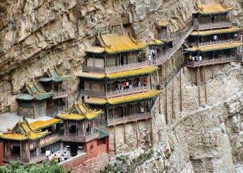 Nagy körutazás Kínában repülőjeggyel, 3-4*-os szállásokkal, reggelivel, idegenvezetéssel