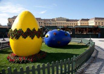 1 napos húsvéti buszos kirándulás Bécsbe, a Schönnbrunni kastélyhoz és az Állatkerthez