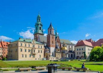 3 napos lengyelországi kirándulás Krakkó, Wadowicé, Wieliczka és Zakopane érintésével, busszal, reggelivel