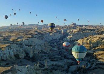 Körutazás Nyugat-Törökországban, 3-4*-os szállásokkal, reggelivel, idegenvezetéssel