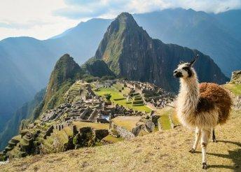 Körutazás az ősi inkák földjén, Peruban, repülőjeggyel, 3-4*-os szállásokkal, reggelivel, idegenvezetéssel