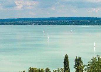 4 nap 2 főre a fonyódi Hotel Balatonban***, félpanzióval, belépőkkel a Csisztai Termálfürdőbe