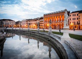3 napos városnézés Velencében és Padovában, muranói és buranói kiruccanással, október 23-án is