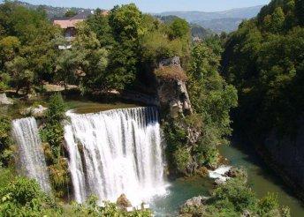 Buszos körutazás vízi világörökségek nyomában, reggelivel, Visegrád, Szarajevó, Mostar érintésével