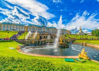 5 napos városnézés Észak Velencéjében, Szentpéterváron, reggelivel, transzferekkel