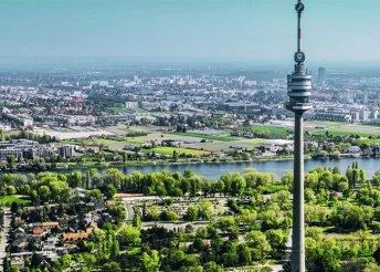 1 napos buszos utazás az őszi szünetben Bécsbe, a megújult Dunatoronyhoz