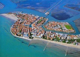 1 napos strandolás az olasz Adrián, Gradóban, buszos utazással