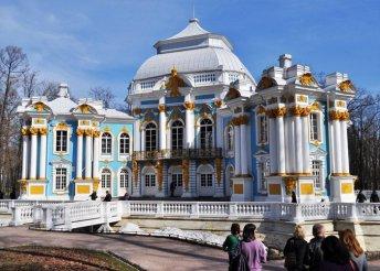 5 napos luxus városnézés Szentpéterváron, 5*-os belvárosi szállással, reggelivel