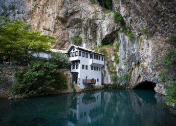 5 napos kirándulás Bosznia-Hercegovinában adriai fürdőzéssel, buszos utazással, reggelivel
