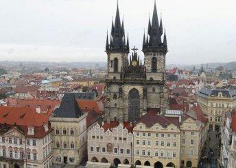 3 napos városnézés Prágában buszos utazással, 3*-os szállással, reggelivel, május 1-jén is