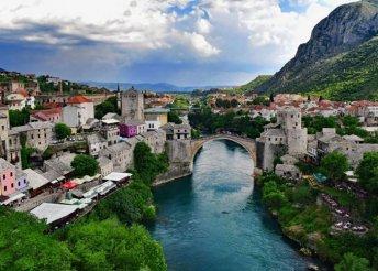 3 napos ünnepi körutazás Bosznia-Hercegovinában, busszal, 3*-os szállásokkal és reggelivel