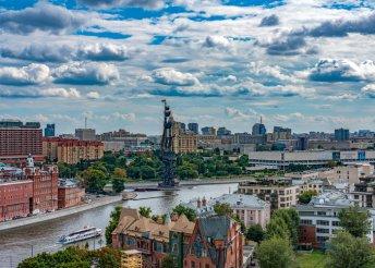 6 napos oroszországi körutazás szentpétervári és moszkvai városnézéssel, reggelivel, idegenvezetéssel