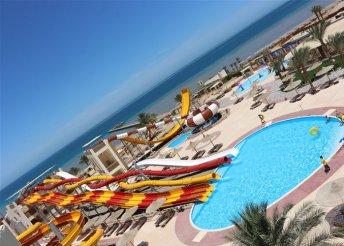 8 nap Egyiptomban, Hurghadán, repülővel, all inclusive ellátással, a Nubia Aqua Beach Resortban*****