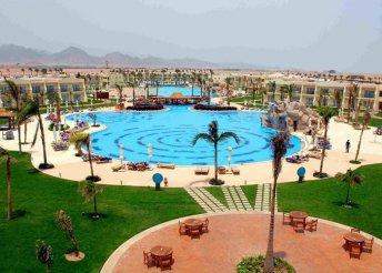 8 nap Sharm El Sheikh-en, repülővel, all inclusive ellátással, a Hilton Sharks Bay**** Hotelben
