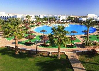 8 nap Sharm El Sheikh-en, repülővel, all inclusive ellátással, a Coral Beach Montazah**** Hotelben