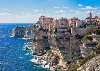 8 napos kirándulás Szardínián és Korzikán, repülőjeggyel, illetékkel, reggelivel, 3-4*-os szállásokkal