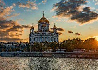 4 nap Moszkvában, repülőjeggyel, illetékkel, reggelivel, 4*-os belvárosi szállással, idegenvezetéssel