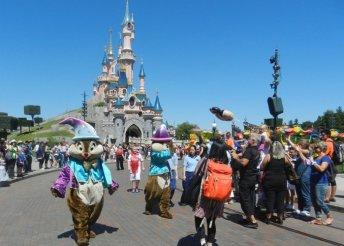Városnézés Párizsban és látogatás Disneylandbe, busszal, reggelivel, az őszi szünetben is