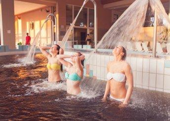 3 nap 2 főre Gyopárosfürdőn, az Alföld Gyöngye Hotelben*** félpanzióval, fürdőbelépővel