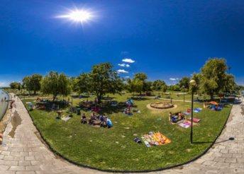 4 napos tavaszi vakáció vagy júniusi nyaralás 2 főre a balatonmáriafürdői Pelso Panzióban