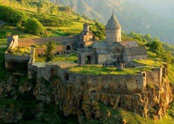 Körutazás a Kaukázusban, Azerbajdzsánban, Grúziában és Örményországban