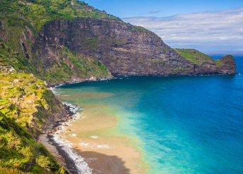 Kirándulás Madeirán, repülőjeggyel, reggelivel, két ebéddel, programokkal, idegenvezetéssel