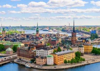 9 napos körutazás Skandináviában, repülőjeggyel, 3*-os szállásokkal, reggelivel