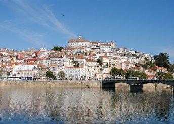 5 napos kirándulás Közép-Portugáliában lisszaboni városnézéssel, repülőjeggyel, reggelivel