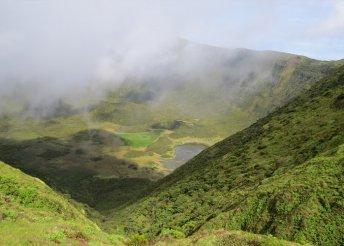 9 napos nyaralás az Azori-szigeteken, repülőjeggyel, reggelivel, 4*-os szállással