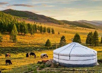 Kalandozás nomád vidékeken Szibériában és Mongóliában, repülőjeggyel, félpanzióval
